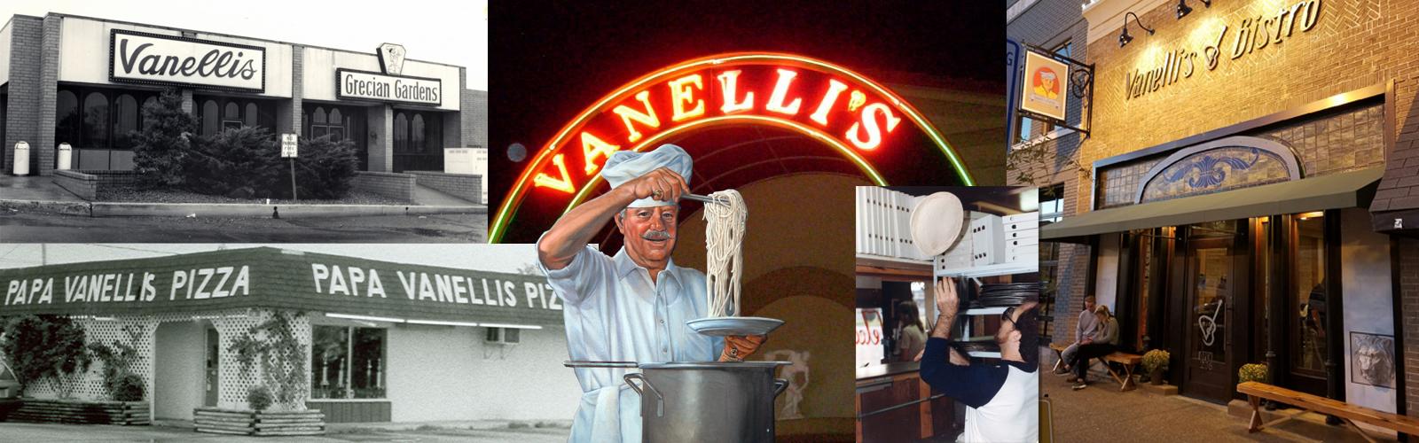 vanellis-history-collage