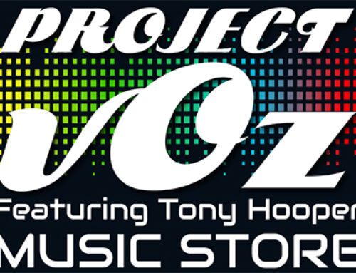 Project vOz Music Store Now Open!