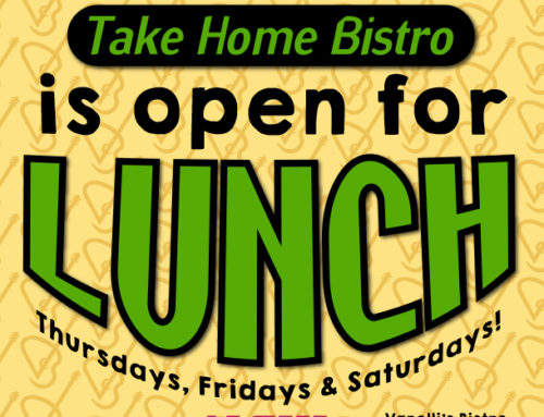 New Lunch Hours & Hot Bar!
